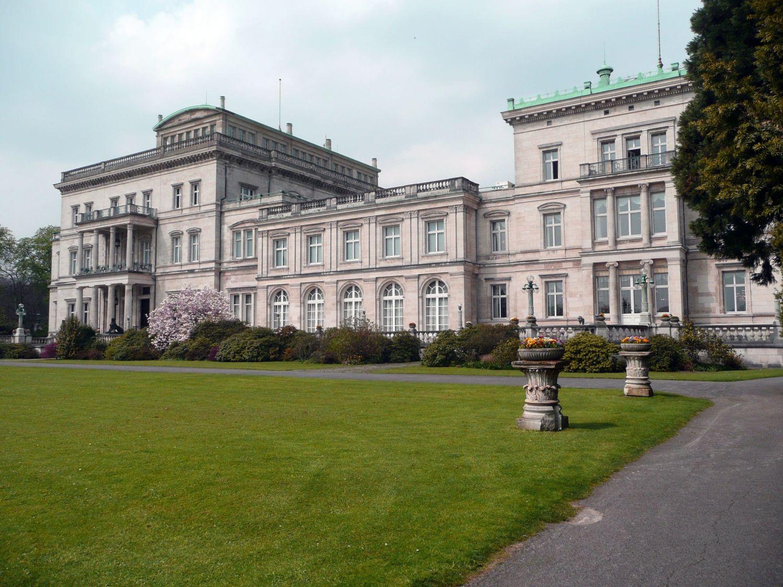 Coverbild Standort Essen, Villa Hügel