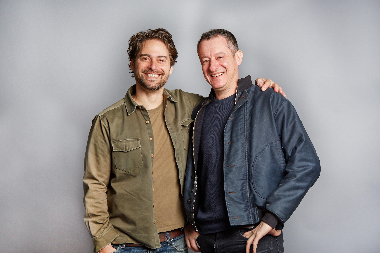 The consultant Matt & Ben