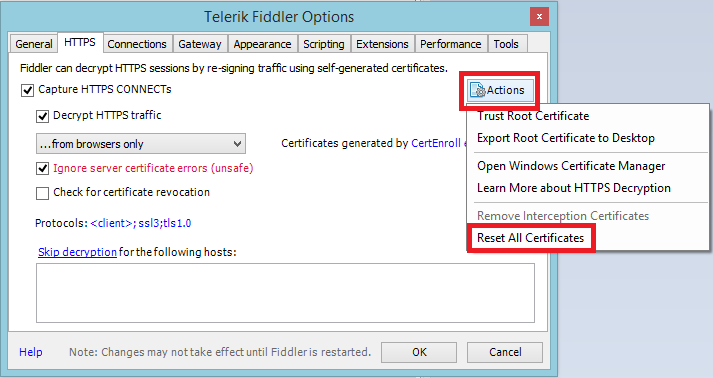 Developing-javascript-against-a-remote-server-telerik-fiddler-options