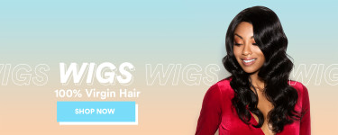 Wigs 100% Virgin Hair