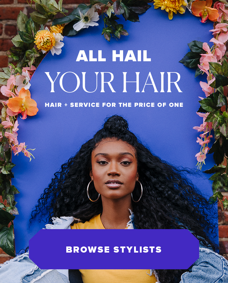 Buy 3 bundles and we'll pay for your install! Choose any Mayvenn Stylist in your area. Browse Stylists.