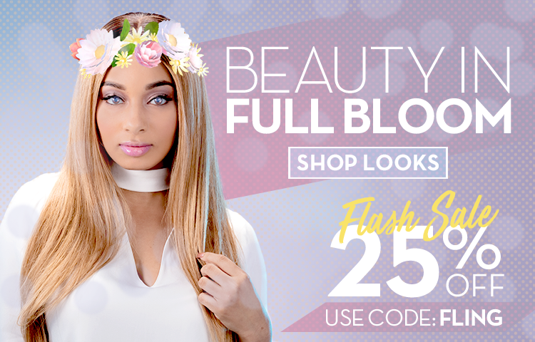 Beauty In Full Bloom, get 25% off with code: FLING