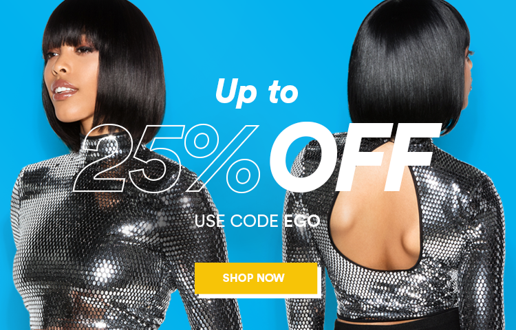 Alter Your Ego, Up to 25% Off, Use Code: Ego