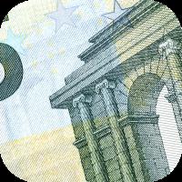 a US dollar