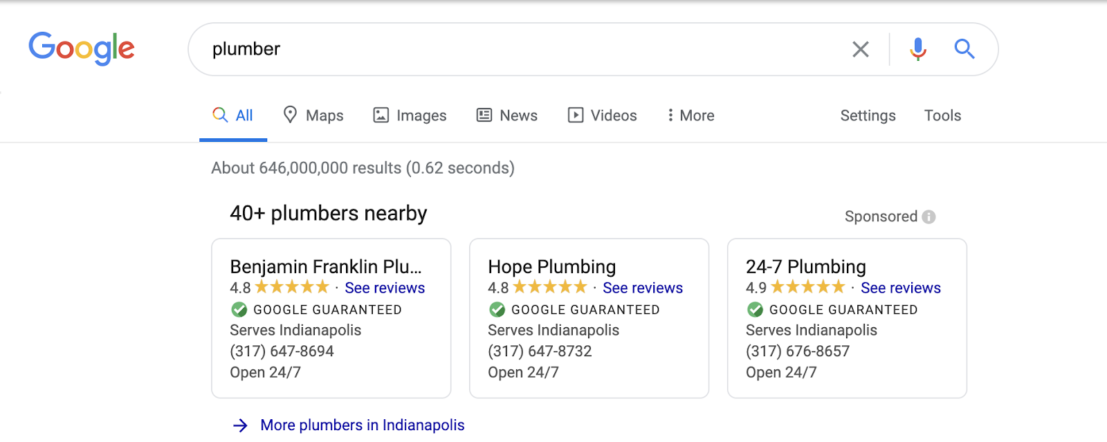Search-Query-for-Plumber