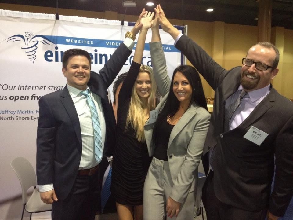 Einstein team helps clients drive revenue through data-driven marketing and proven SEM tactics.