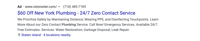 Search-Ad-for-Plumbers