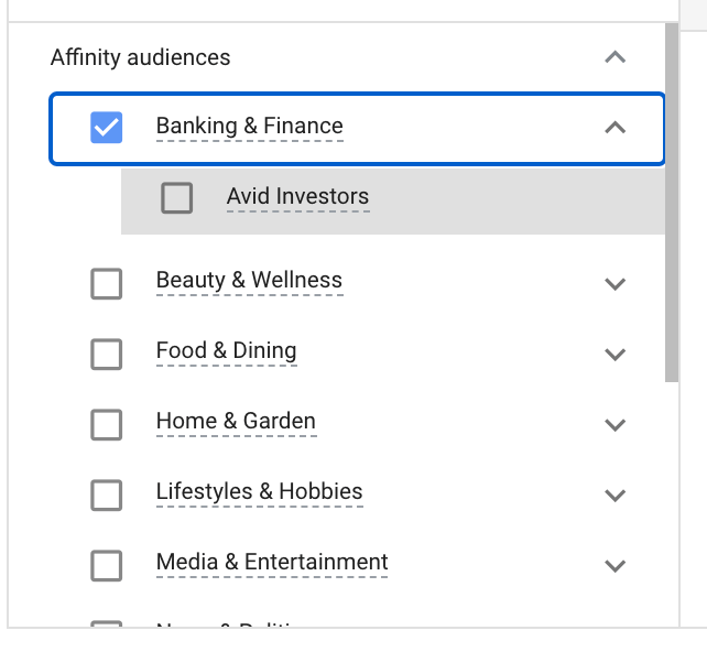 Google-Affinity-Audience-step-5