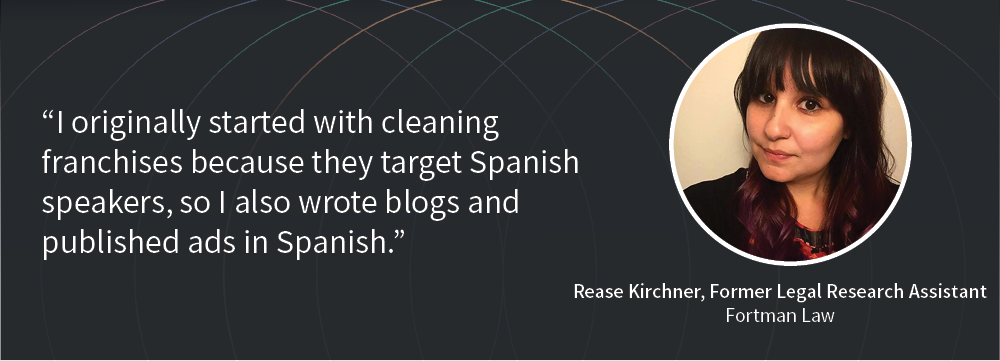 Quote from Rease Kirchner