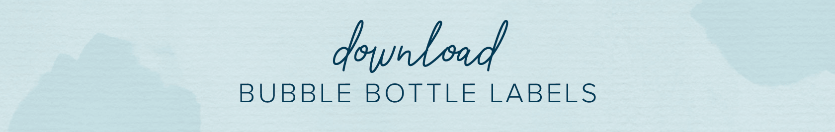 download brunch bubble labels