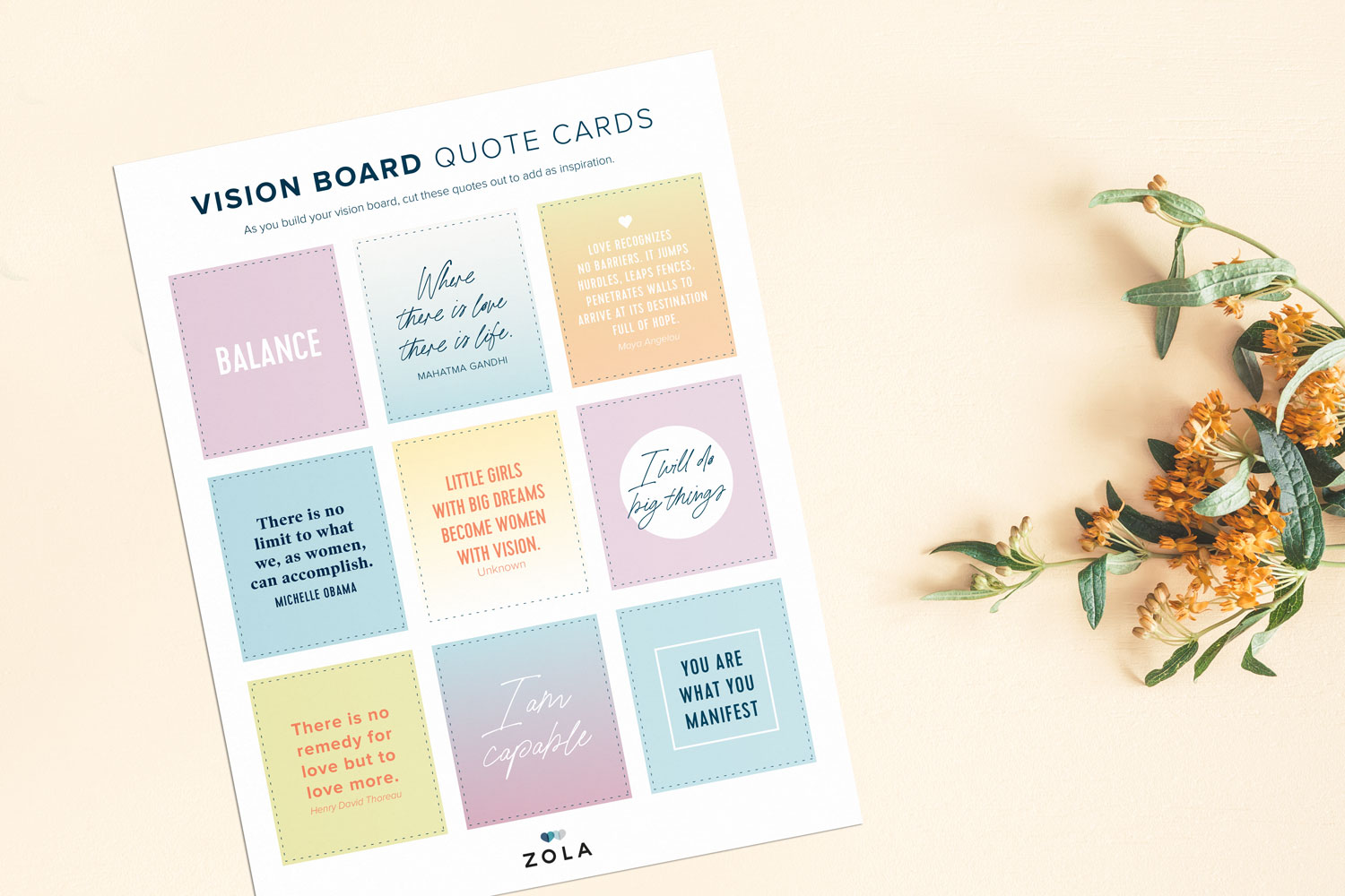 create-a-vision-board-for-your-big-day-mockup-2