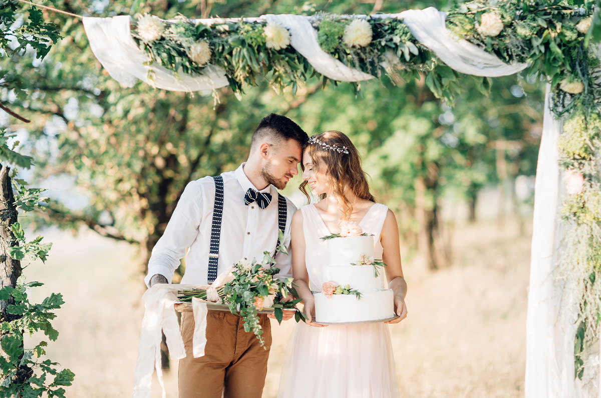 Vegan wedding ideas