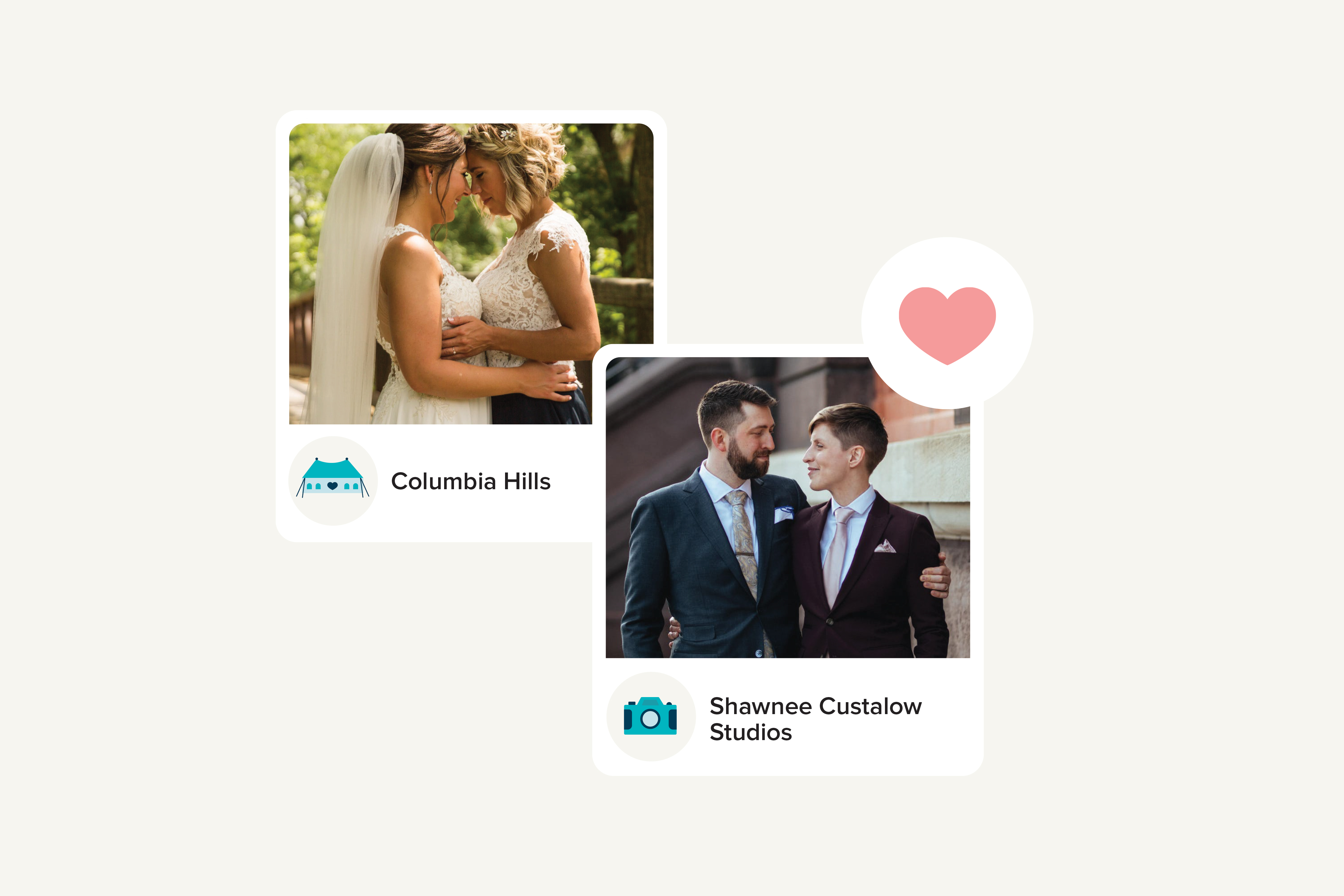 Find LGBTQ+ Wedding Vendors