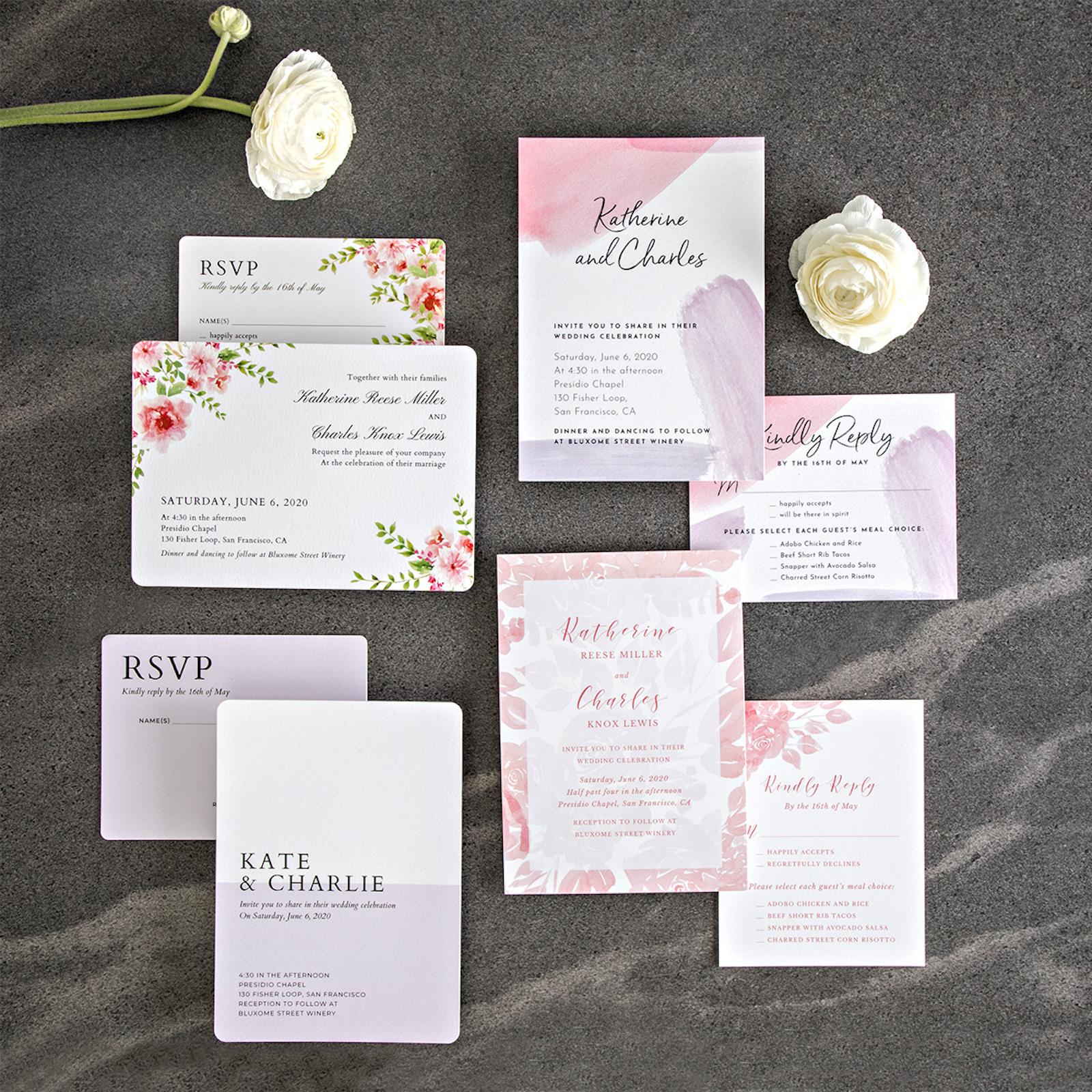 How Much Do Wedding Invitations Cost: Wedding Invitation Antique Mirror At Reisefeber.org