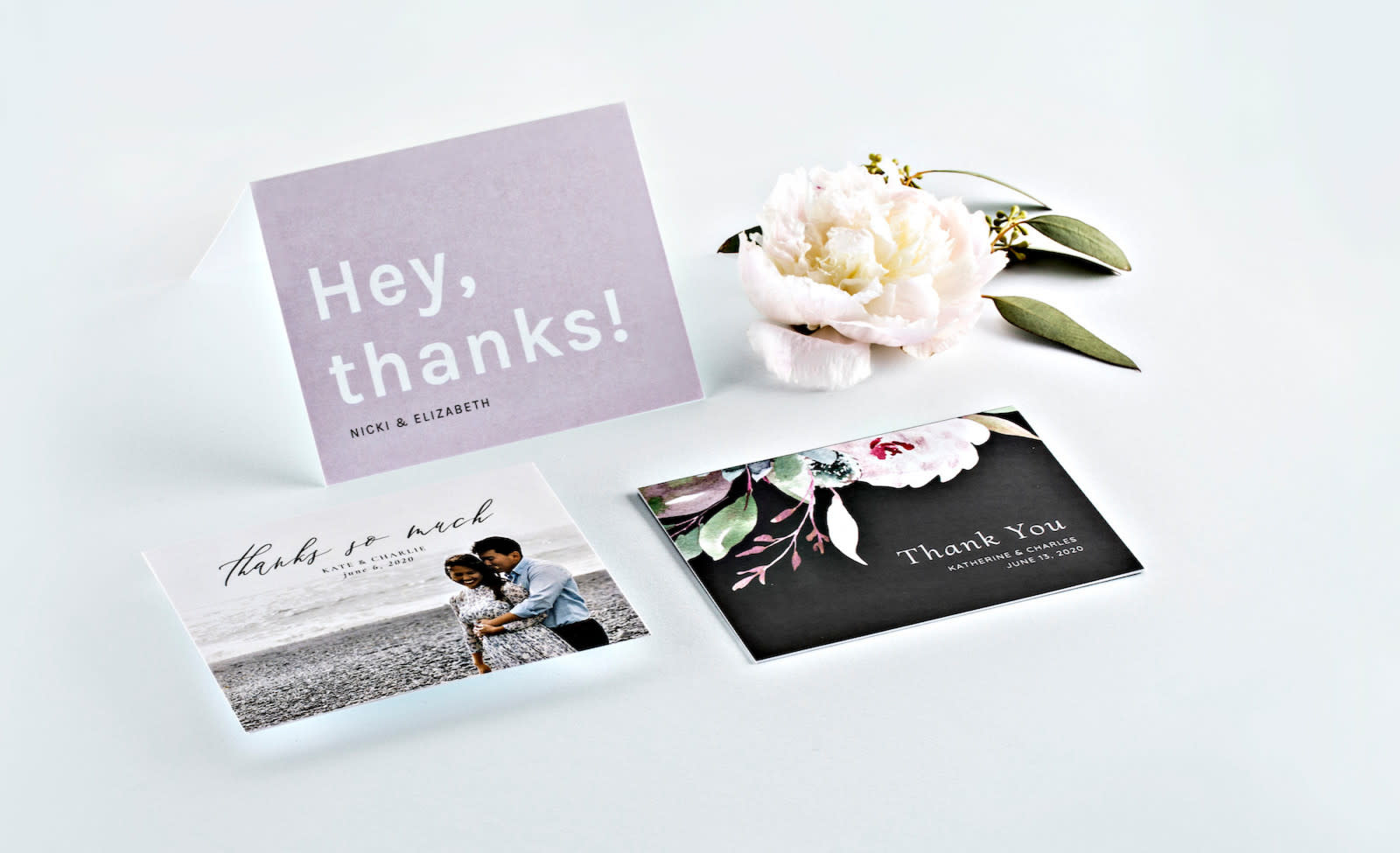 How To Word Wedding Thank You Cards