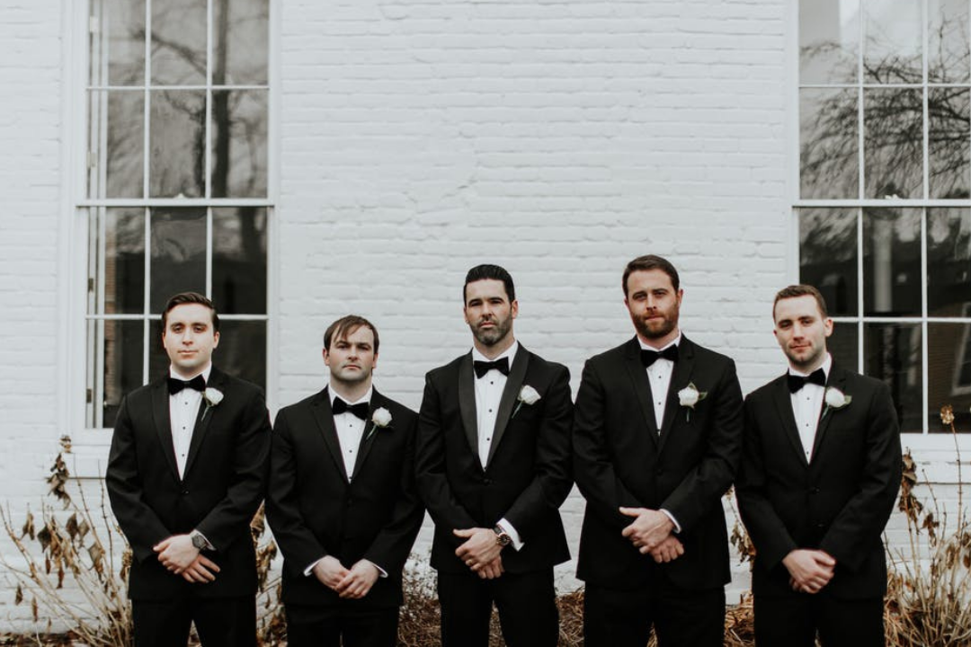 How to Choose a Tie for Groomsmen | Zola