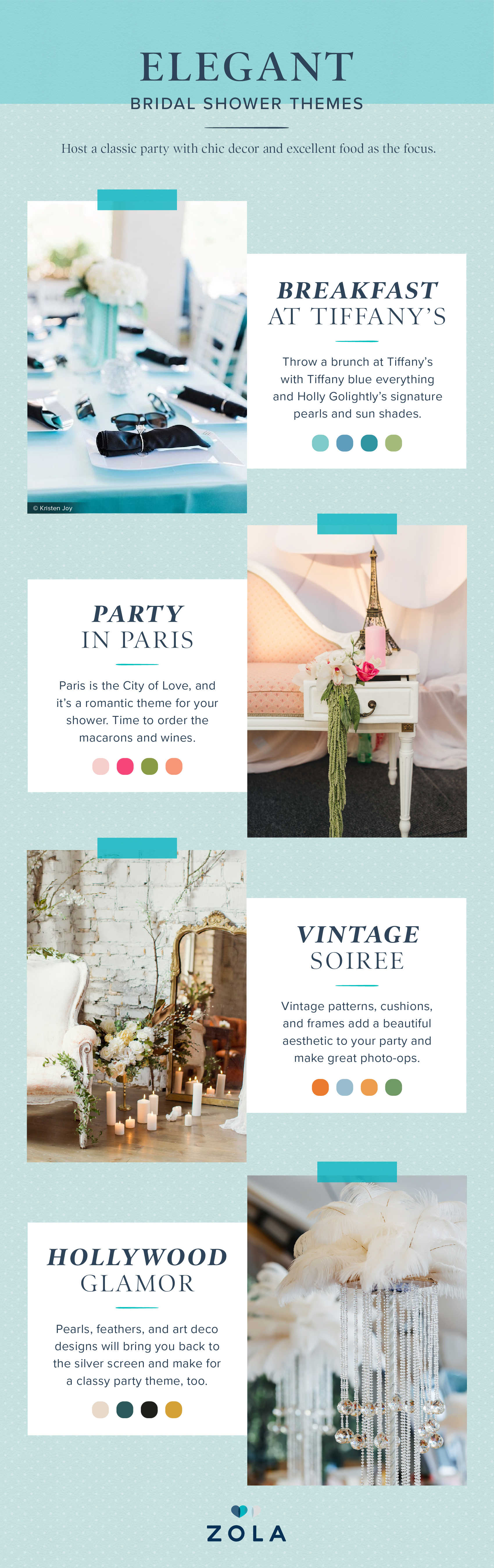 40 Bridal Shower Themes for Modern Couples | Zola Expert Wedding Advice