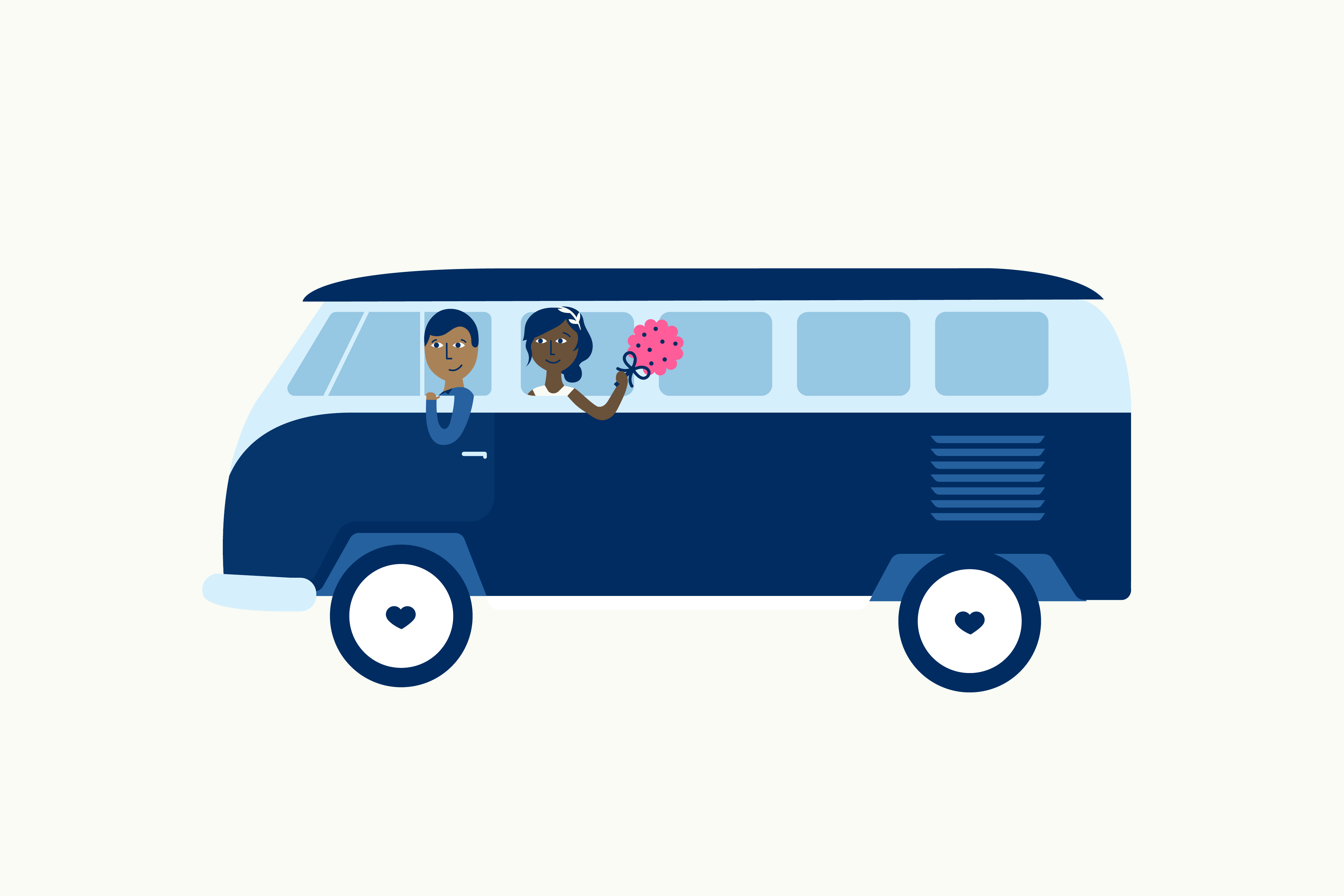 Transportation Ideas to Match Your Wedding Theme