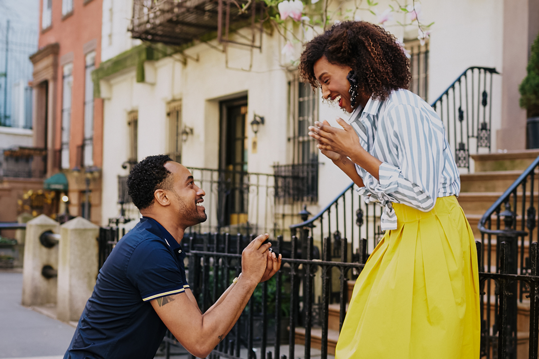 Couple makes engagement announcement