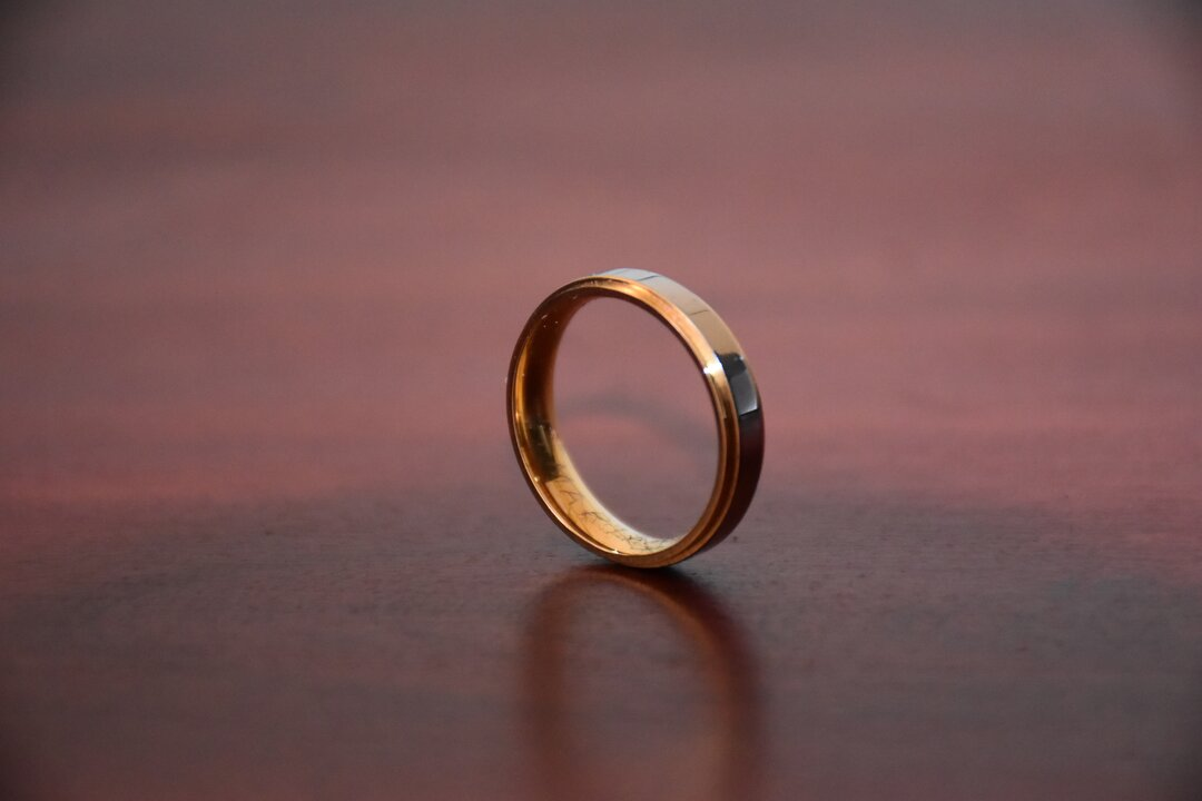 How to Choose a Modern Men's Wedding Band