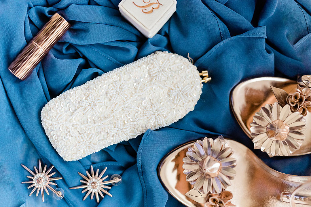 wedding shoes and accessory