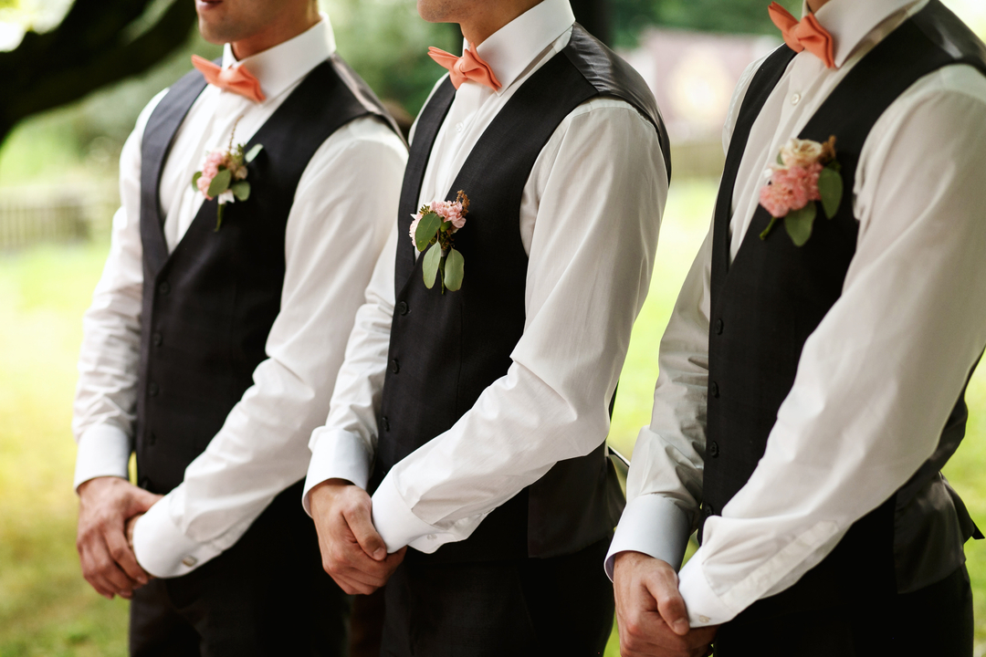How Many Groomsmen Is Normal? | Zola