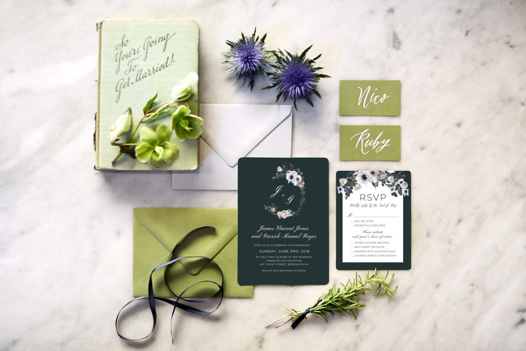 The Dos And Don Ts Of Wedding Invitation Wording Zola