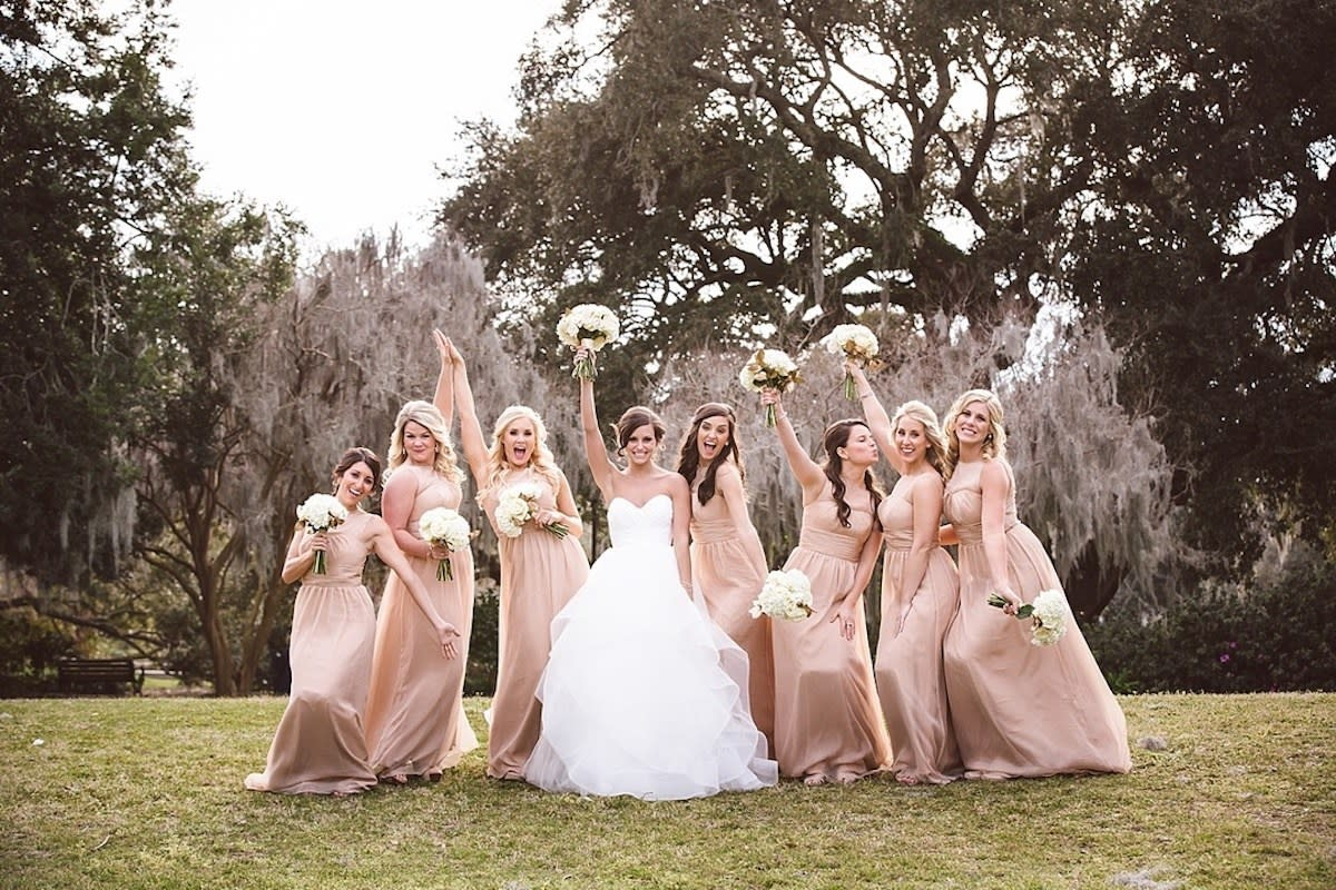Top 10 Ways To Thank Your Bridesmaids Zola Expert Wedding Advice
