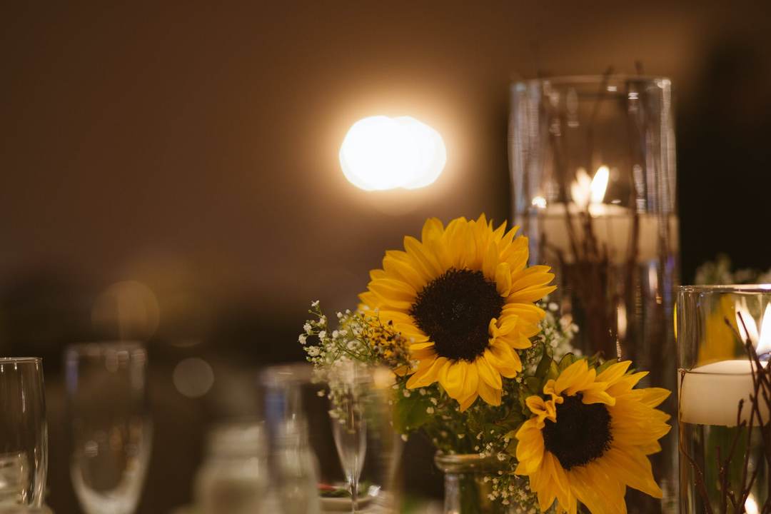 Putting Together a Sunflower Wedding: Where to Start