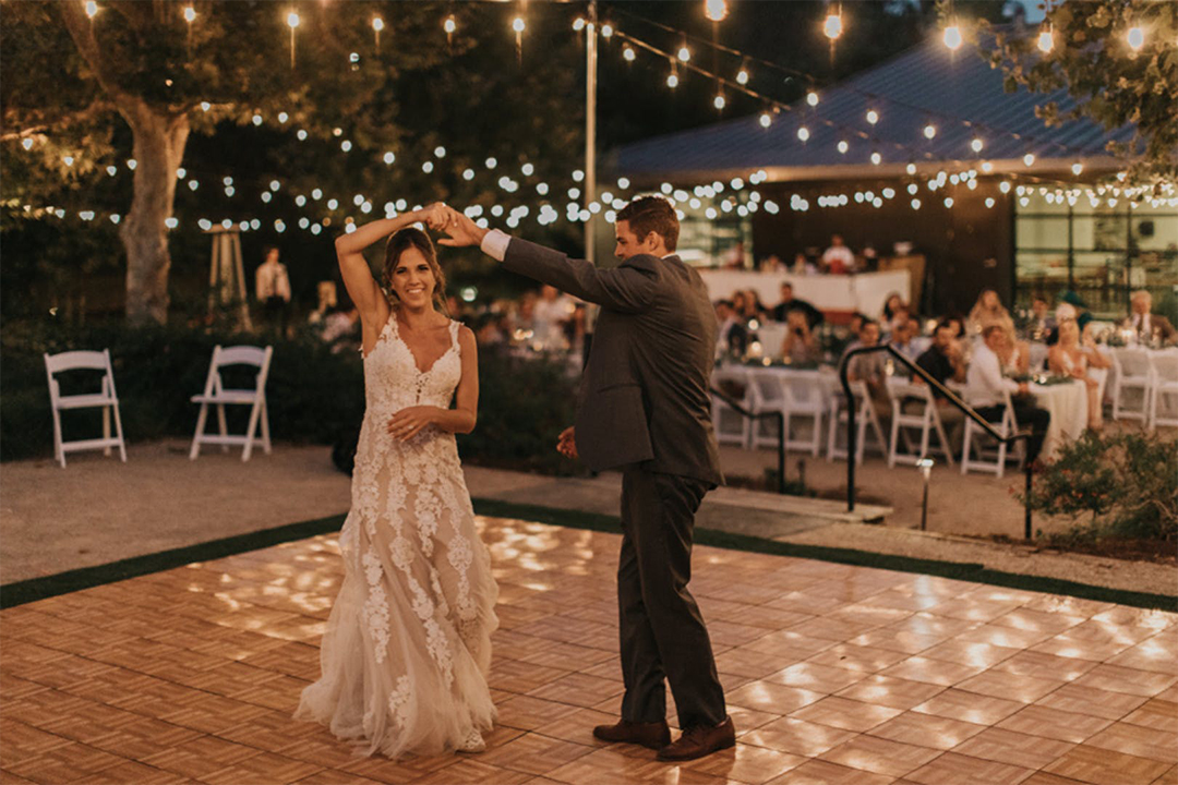 First Dance Ideas for Your Wedding