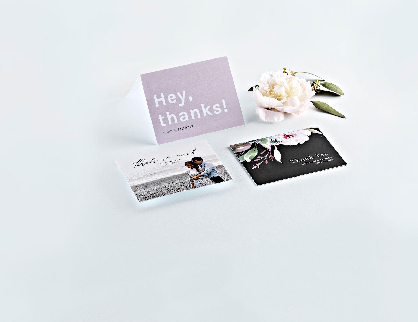 bridal shower thank you card etiquette expert wedding advice