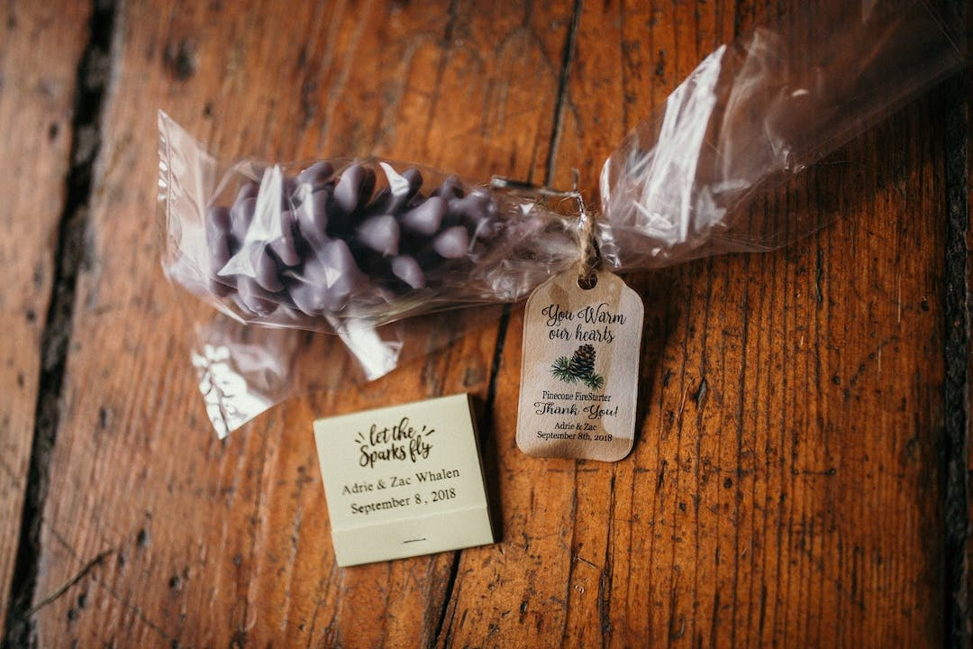 Bohemian Wedding Favors for the Carefree Couple