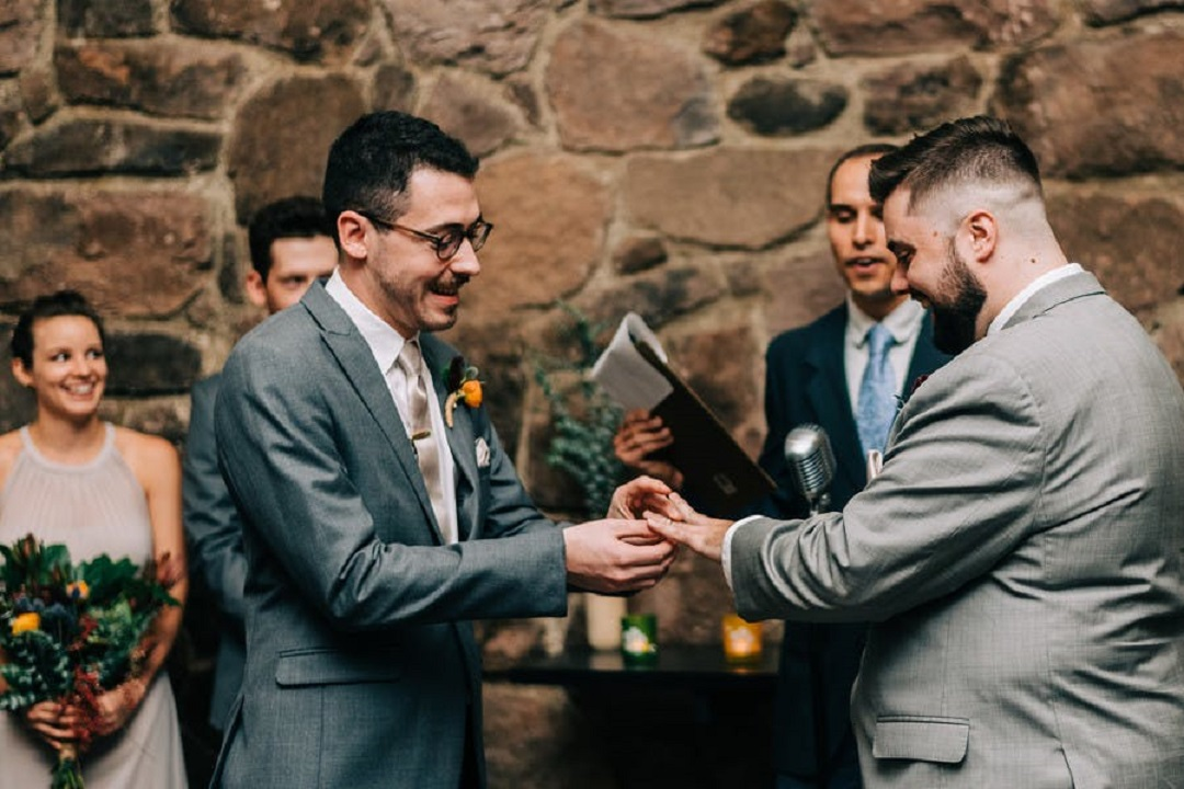 8 Gender-Neutral Readings for Your LBGTQ+ Wedding Ceremony