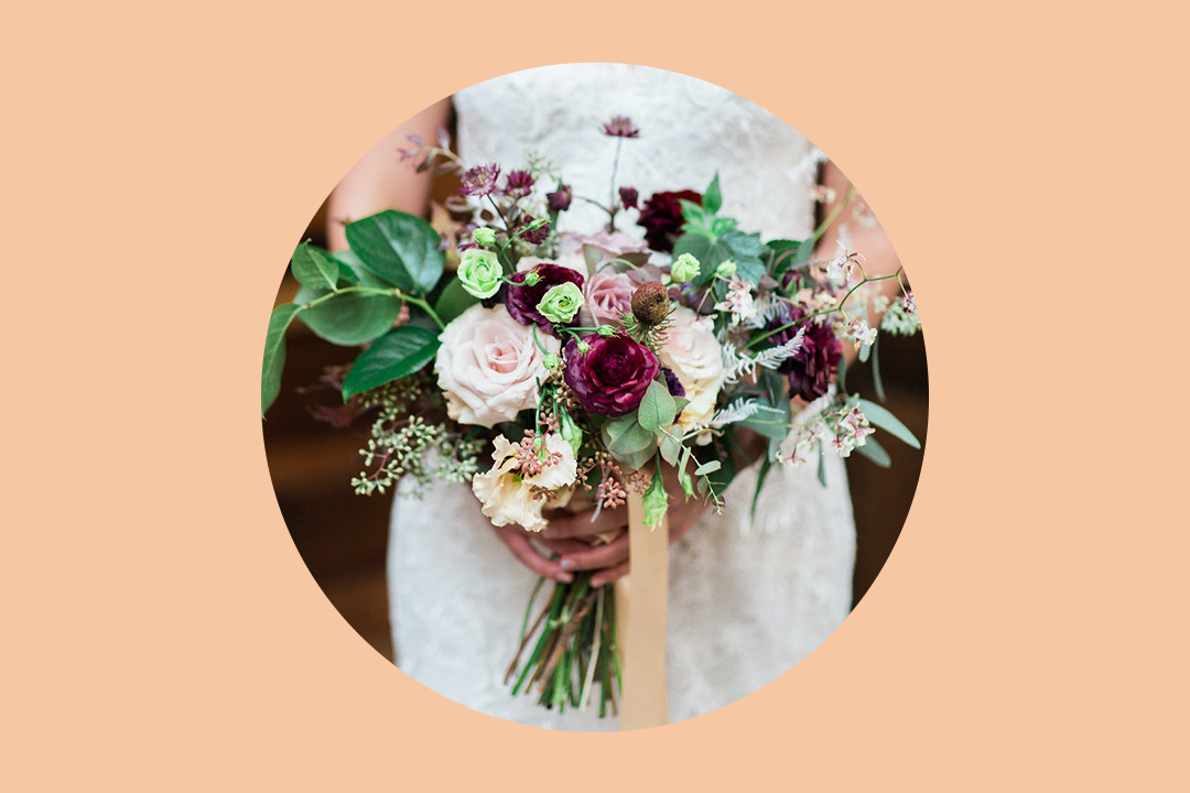 A Seasonal Guide to Wedding Flowers