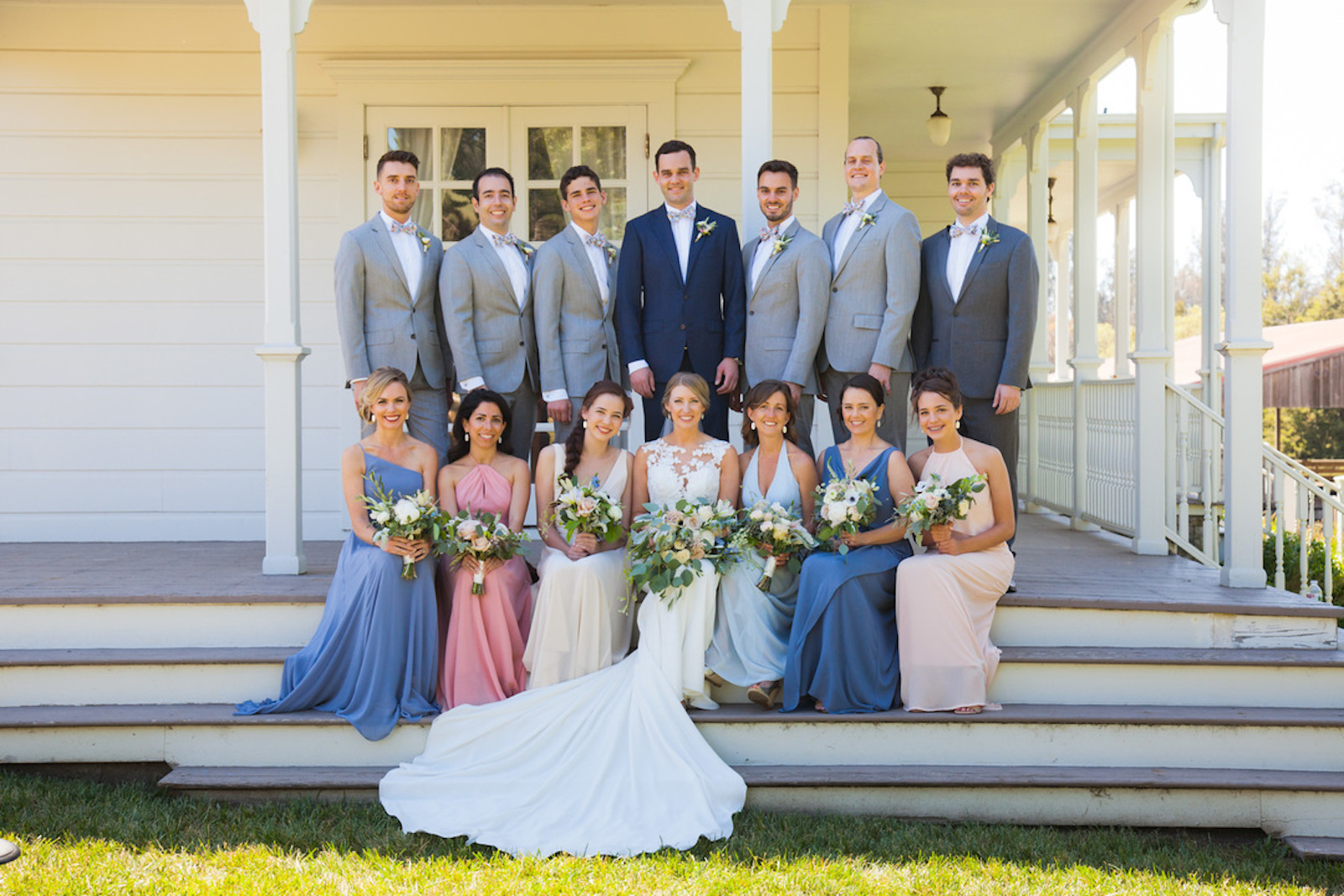 Bridal Party vs. Wedding Party: What's the Difference? | Zola Expert Wedding  Advice