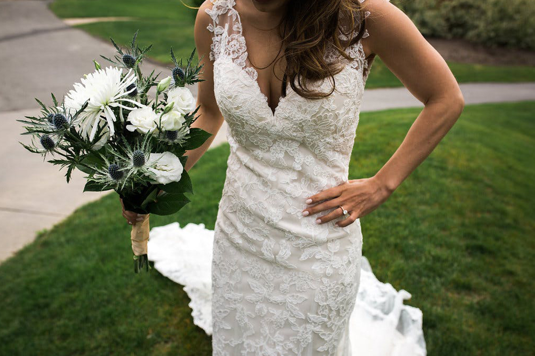 Wedding Dress Stain Removal Tips