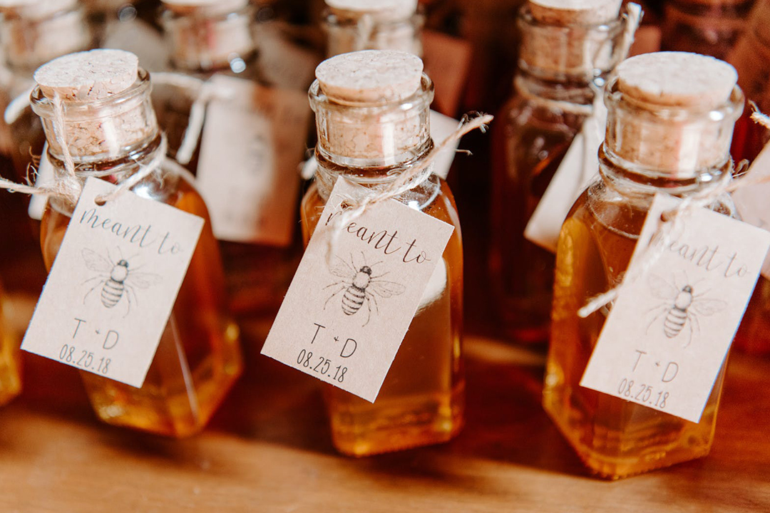 Boho Wedding Favors
