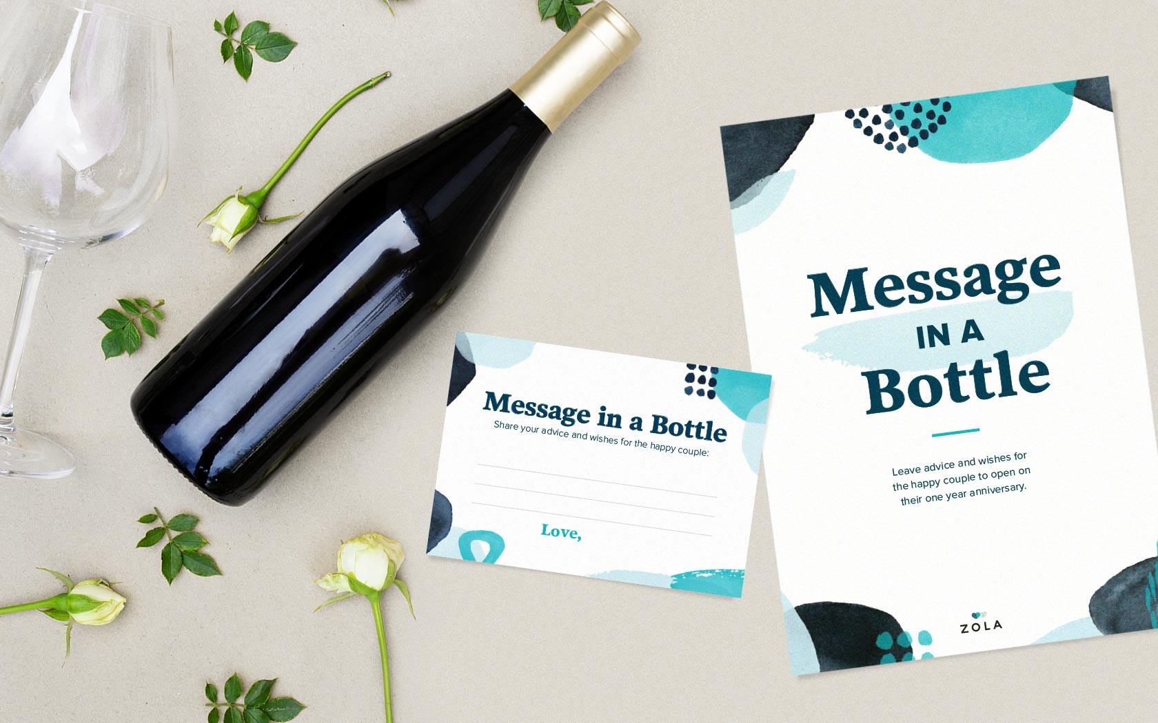 newlywed-game-message-in-a-bottle