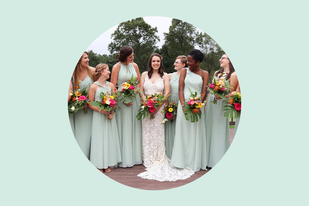 Summer Bridesmaids Dresses