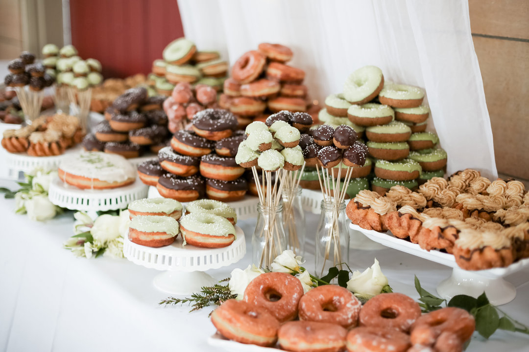 wedding dessert alternatives