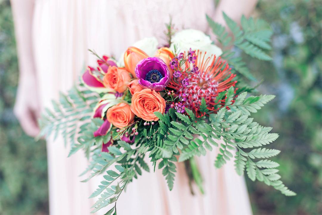 Bohemian Flowers For Weddings Zola Expert Wedding Advice