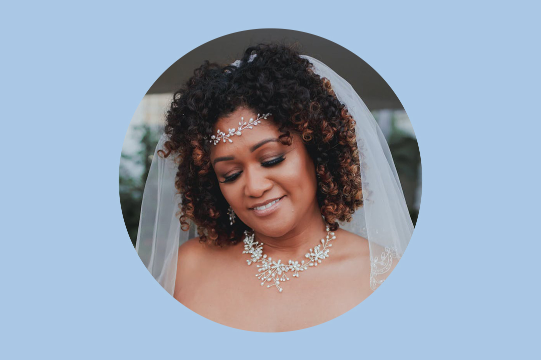 Natural Hair Styles Perfect For Your Wedding