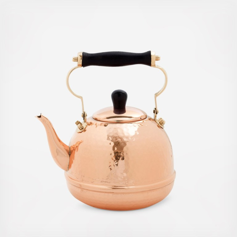 olddutch hammered teakettle 9.25 A 1600
