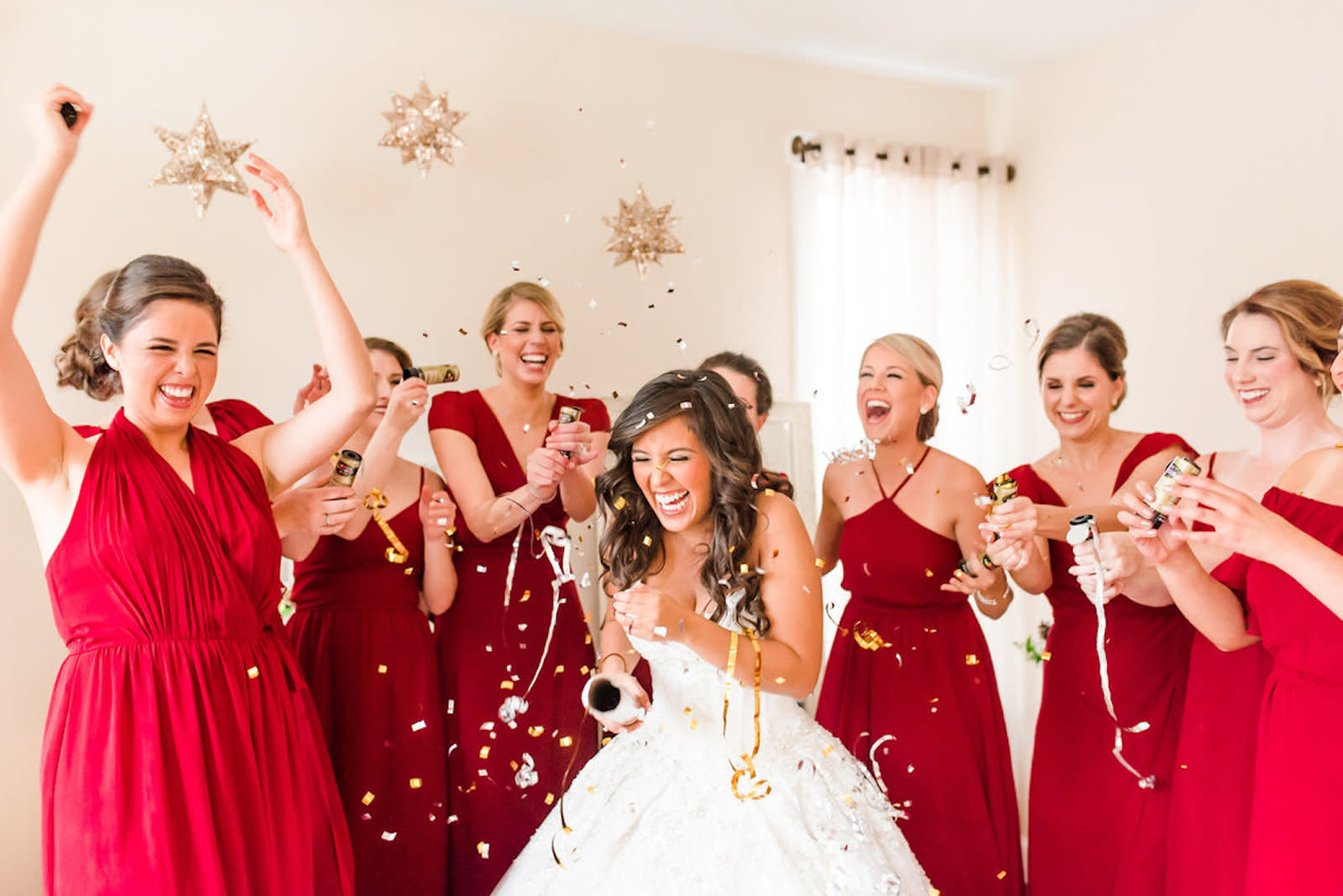 e7a5b391097 What To Do If You Can t Choose Just One Maid Of Honor