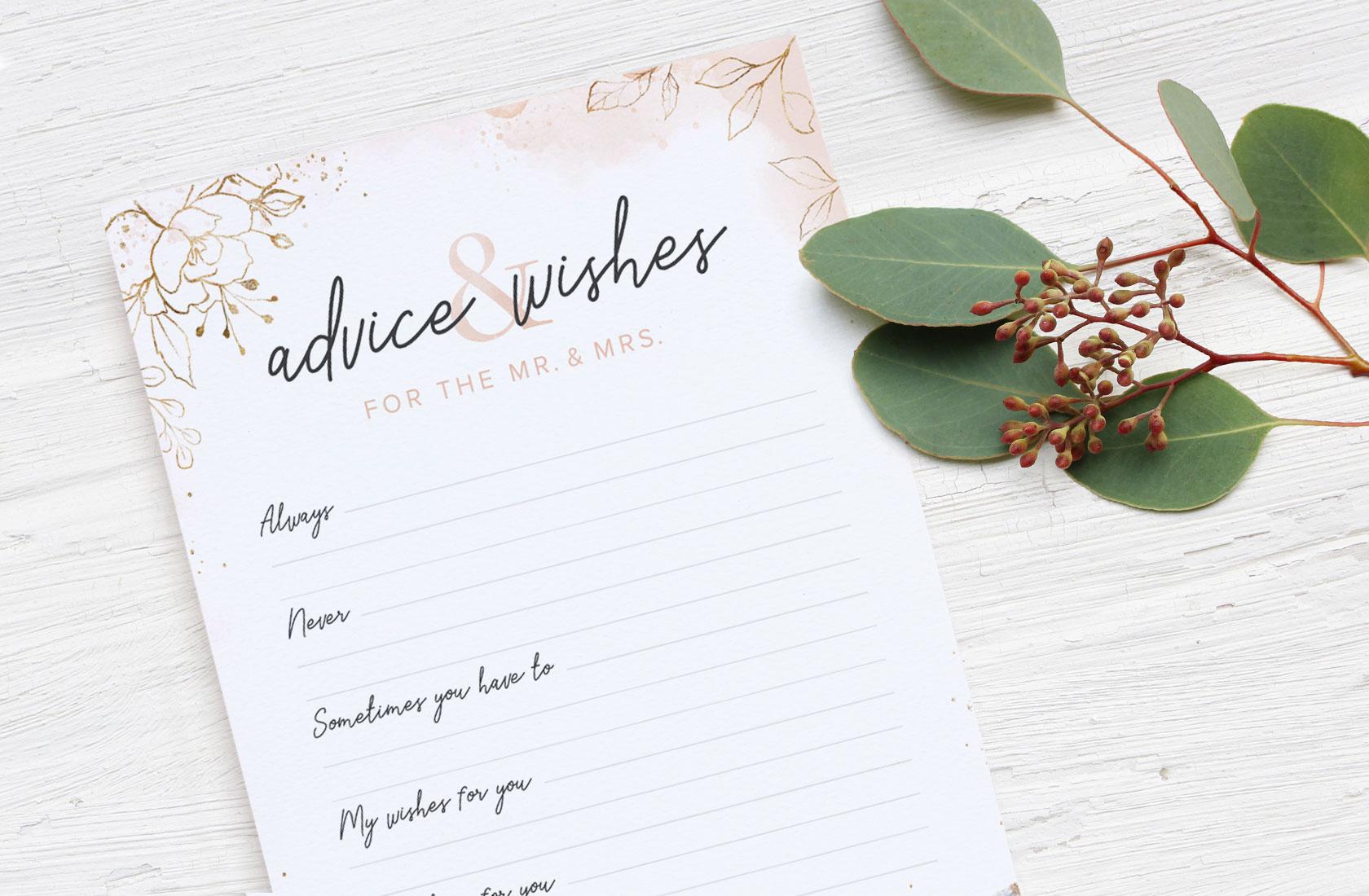 57 Free Bridal Shower Printables To Celebrate The Bride Zola Expert Wedding Advice