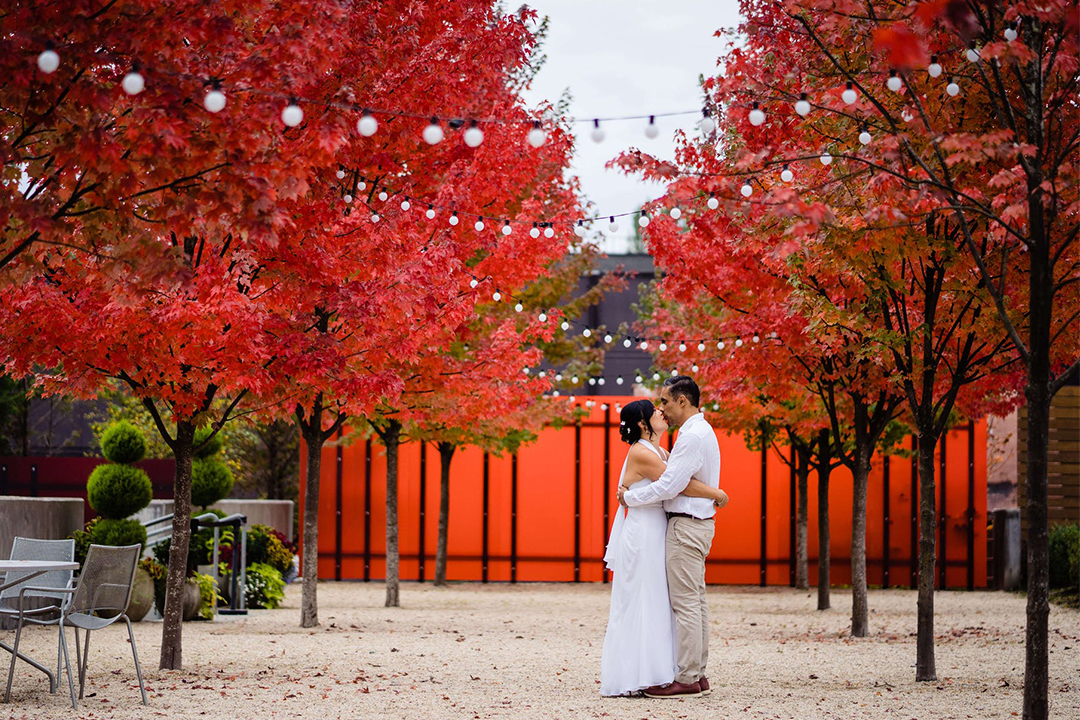 Top Fall Wedding Themes