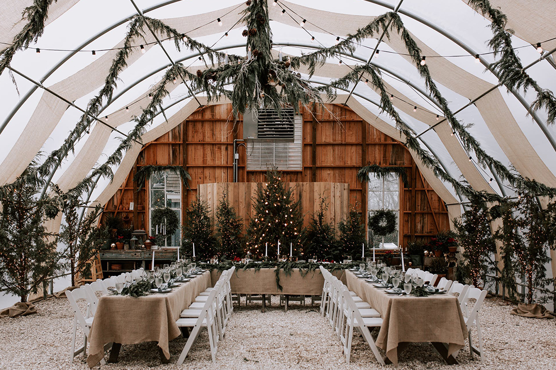 Best Winter Wedding Themes