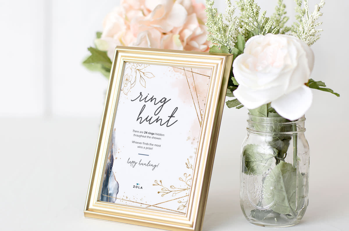 57 Free Bridal Shower Printables To Celebrate The Bride