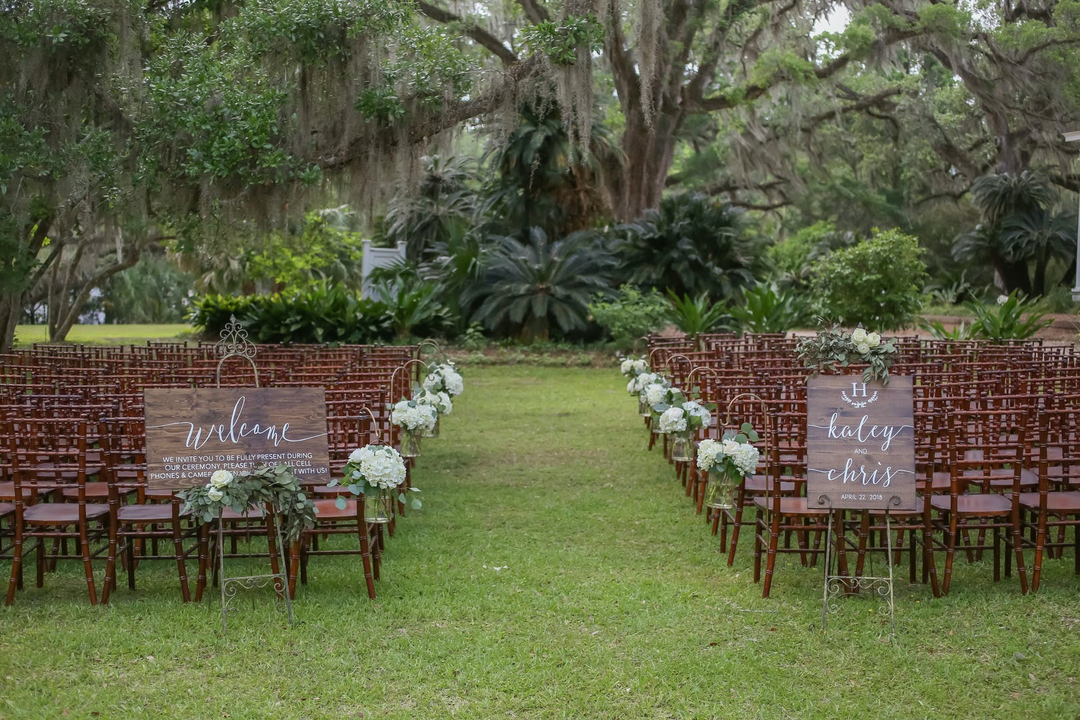 Nature Wedding Themes We Love