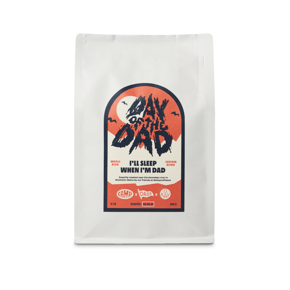 Day of the Dad 12 oz Custom Coffee Blend 1